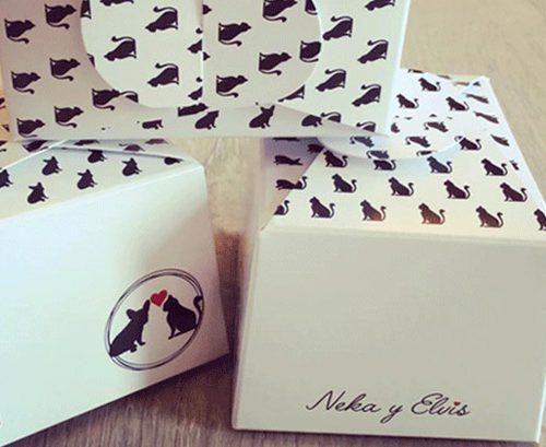 """Diseño packaging """"Neka y Elvis"""""""