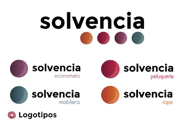 Logotipo Solvencia