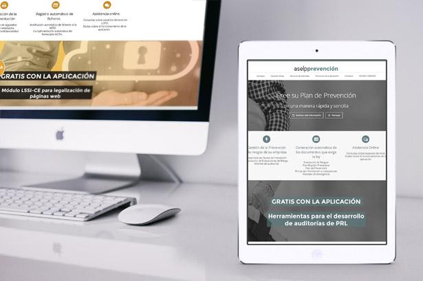 Diseño web para aplicaciones para empresas