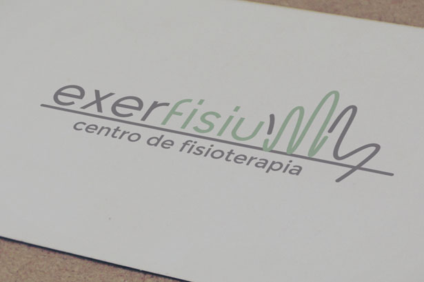Diseño de marca para centro de fisioterapia