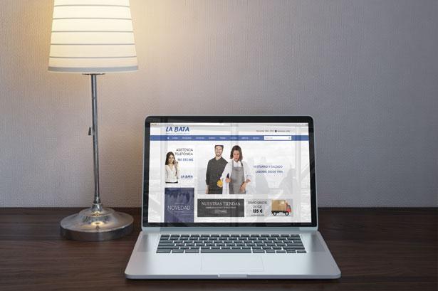 Tienda online La Bata