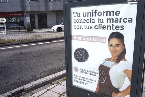 Campaña de publicidad para Bien Bonito